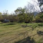 拝島自然公園 コンロ