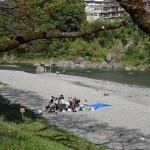 BBQ場写真日記~釜の淵公園(東京都 青梅市)