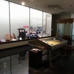 釜の淵公園 博物館内