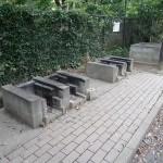 鎌田公園 カマド