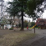 たけのこ公園 遊具