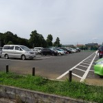 浅川河川敷 スポーツ公園