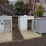 農業公園 トイレ