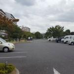 汐入公園 駐車場