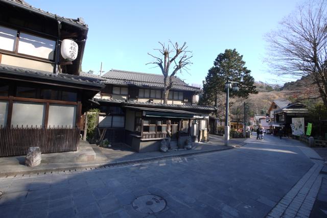 高尾山口商店街
