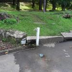 富士森公園 水道