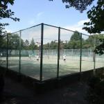 富士森公園 テニスコート