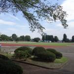 富士森公園 陸上競技場