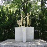 富士森公園 平和の像