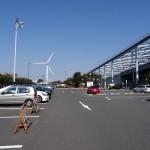江東区立若洲公園 駐車場