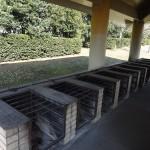 江東区立若洲公園 カマド