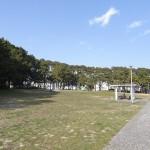 京浜島つばさ公園 BBQエリア