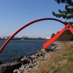 大井ふ頭中央海浜公園 モニュメント