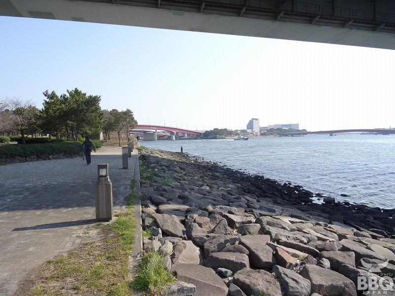 東海ふ頭公園