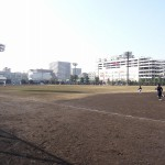 平和島公園 野球場