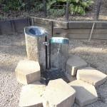 本門寺公園 水道