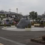 田代運動公園 モニュメント