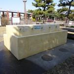 城南島海浜公園 水道