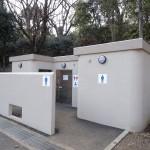 本門寺公園 トイレ