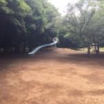 ふれあいの森公園 滑り台