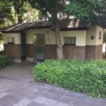 津久井城山公園 トイレ