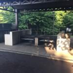 津久井城山公園 BBQスポット
