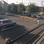津久井城山公園 駐車場