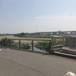 あゆみ橋 風景