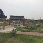 大和ゆとりの森公園 BBQ場