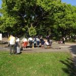 舎人公園 炊事場
