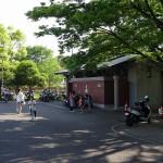 舎人公園 トイレ