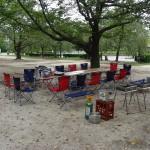 木場公園 ご利用例