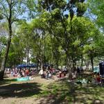 水元公園 バーベキュー場