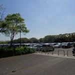 水元公園 駐車場