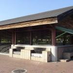 舎人公園 キャンプ場炊事場