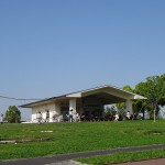 舎人公園 レストラン