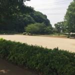 綾南公園 広場