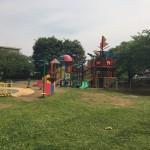 綾南公園 遊具