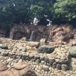 綾南公園 滝