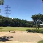 玄海田公園BBQ場