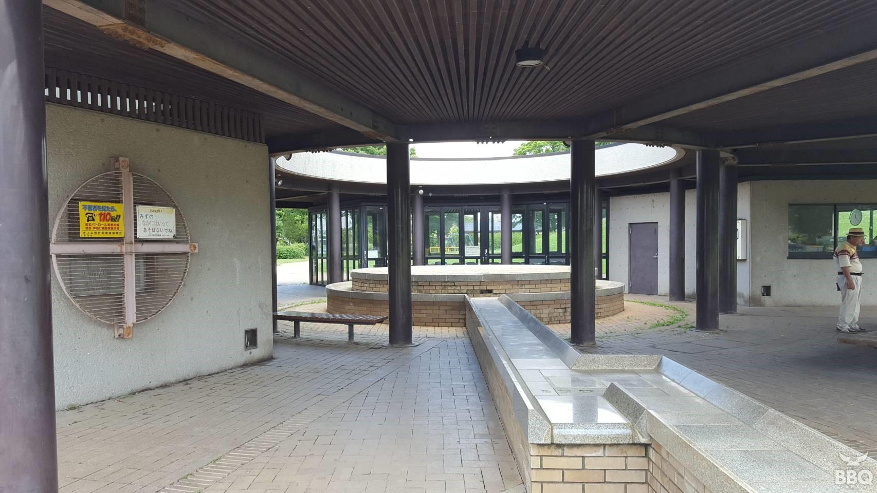 永田公園 施設