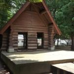 関公園 小屋