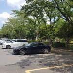 沼辺公園 駐車場