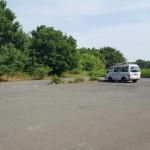 秋ヶ瀬公園 駐車場
