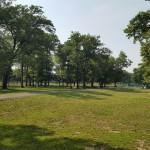 秋ヶ瀬公園 広場