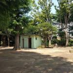 北越谷荒川堤 トイレ