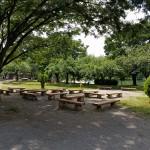 川越水上公園 BBQゾーン