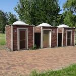 荒川戸田橋緑地公園 トイレ