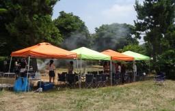 潮風公園 BBQ場