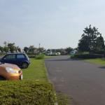 高須賀池公園 駐車場